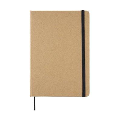 Blok A5, Eko-friendly, 144 stranice, crni