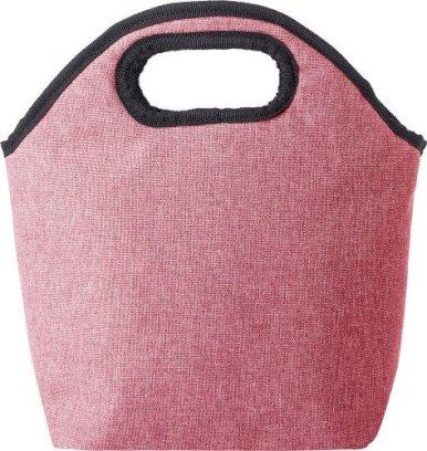 Izo i shopping torba, crvena