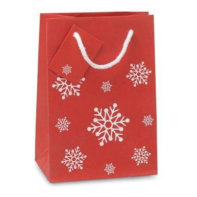 Vrećica promotivna božićna  mala
