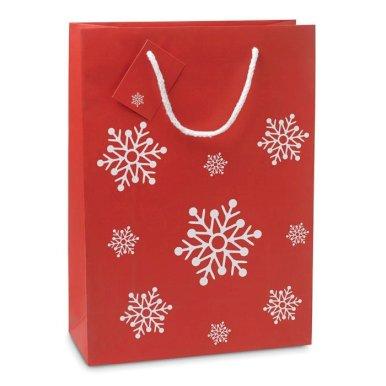 Vrećica promotivna božićna   velika