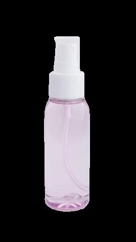 Sprej 60 ml HYGIENICO za dezinfekciju ruku, bez naljepnice, roza tekućina