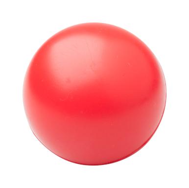 Antistres, loptica, promjer 7 cm, crvena