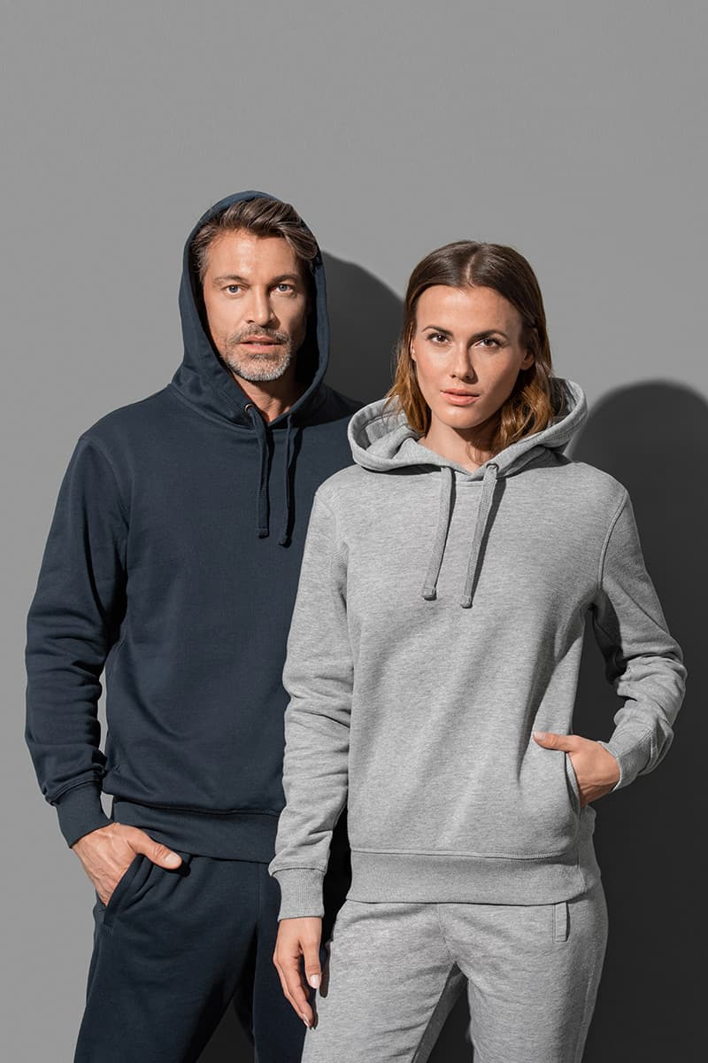 Pulover, DR,Recycled Unisex Active Sweat Hoody, 280 gr