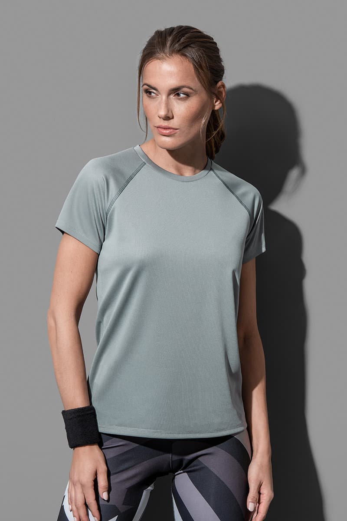 Majica Active Team Raglan ženska