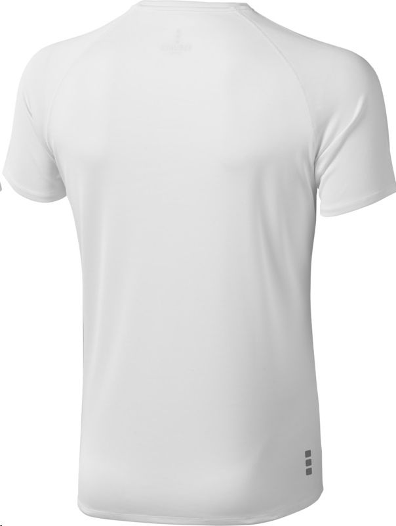 Majica, KR, Cool fit, 145 gr, bijela, M
