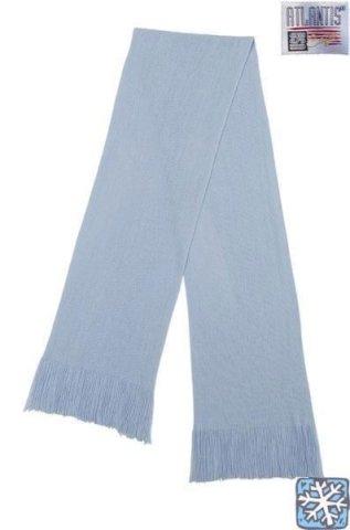 Šal, Soft, pleteni, svijetlo plavi