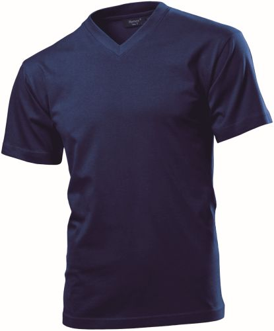Majica, KR, Vee-T, navy, 160 gr, XXL