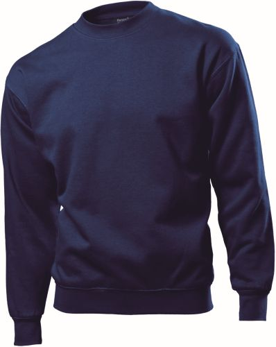 Majica, DR, Sweat 80% pamuk, navy, 280 gr, S