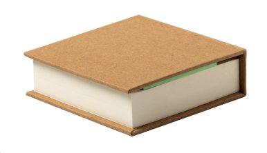 Blok 200 listića od recikliranog papira i papirićima za označavanje