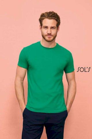 Majica, T-shirt, Sols Imperial, 190 gr, muška