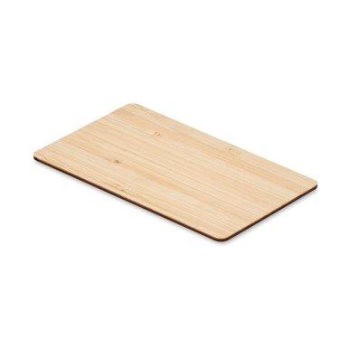 Držač kartica, RFID zaštita podatka, bambus