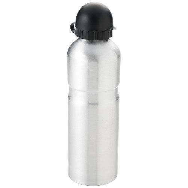 Boca za vodu od aluminija, 750 ml. srebrna