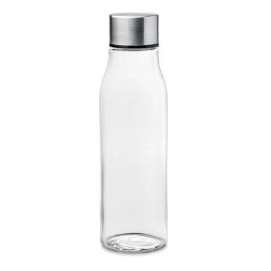 Boca za vodu staklena, VENICE,500 ml, prozirna