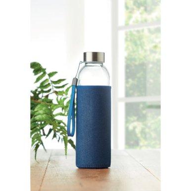 Boca za vodu, Utah denim, 500 ml, plava